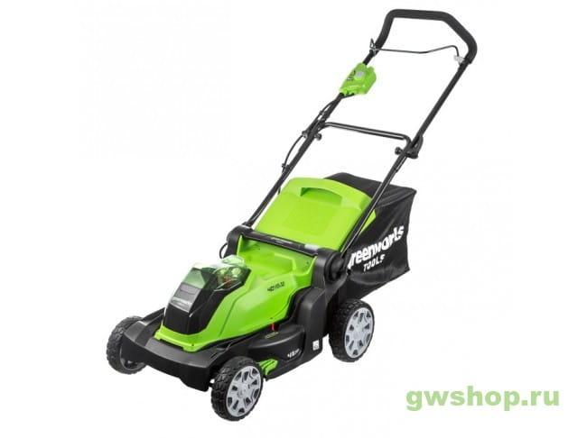 G40LM41K6 2504707UF в фирменном магазине GreenWorks