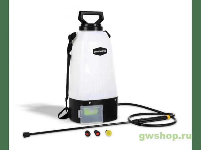 Опрыскиватель садовый аккумуляторный G24 24V GREENWORKS 5103507