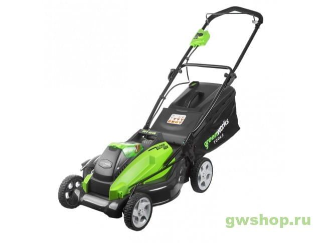 G40LM45K6 2500107UF в фирменном магазине GreenWorks