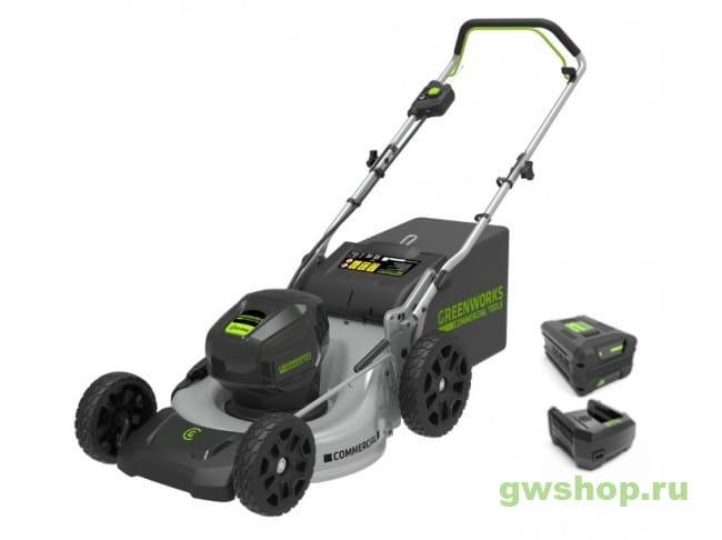 GC82LM46K5 2502407UB в фирменном магазине GreenWorks