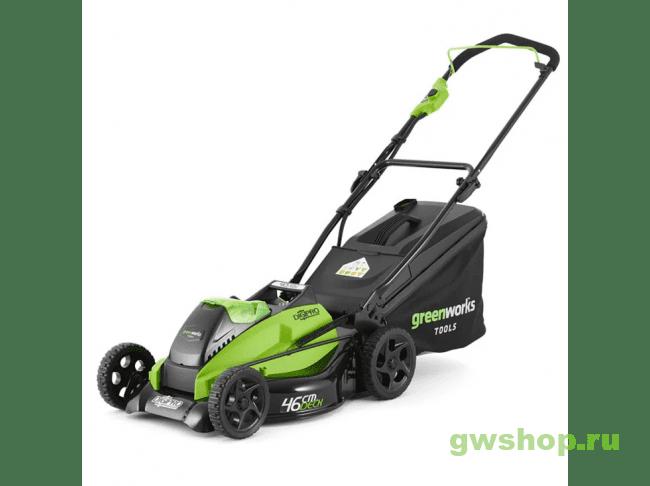 GD40LM45K3 2500407UE в фирменном магазине GreenWorks