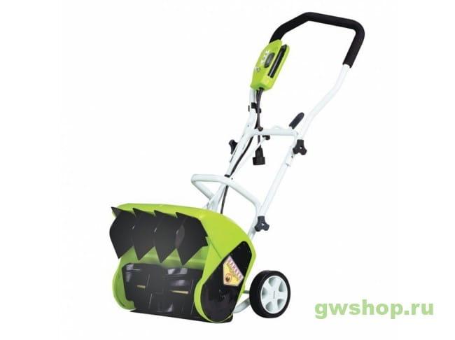 GES10 26037 в фирменном магазине GreenWorks
