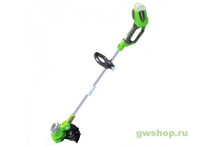 GD40LT30 21107 в фирменном магазине GreenWorks