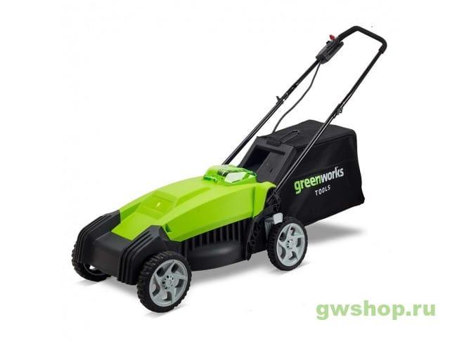 G40LM35 2500067 в фирменном магазине GreenWorks