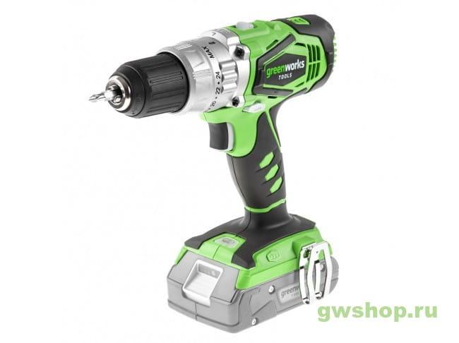 G24CDK2 3801107UC в фирменном магазине GreenWorks