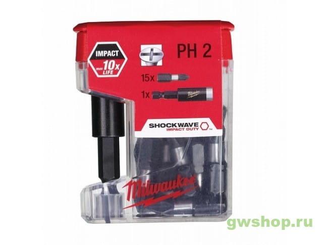 Shockwave PH2 х 25мм 4932430229 в фирменном магазине