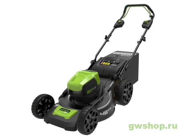 GD80LM46 2500907 в фирменном магазине GreenWorks