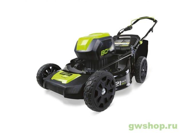 GD80LM51SP 2502107 в фирменном магазине GreenWorks