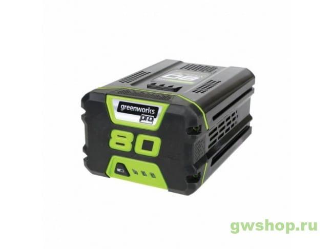 G80B2 2901207 в фирменном магазине GreenWorks