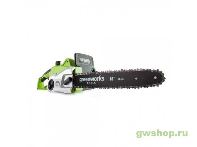 GCS1840 20027 в фирменном магазине GreenWorks