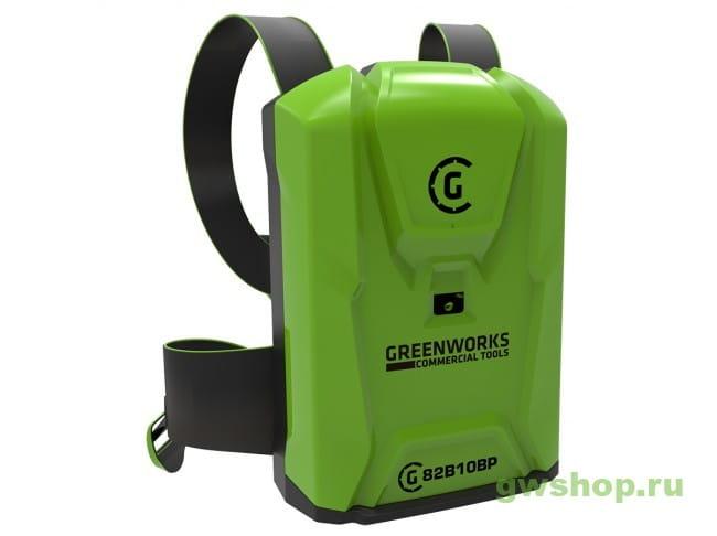 GC82B10BP 2914807 в фирменном магазине GreenWorks