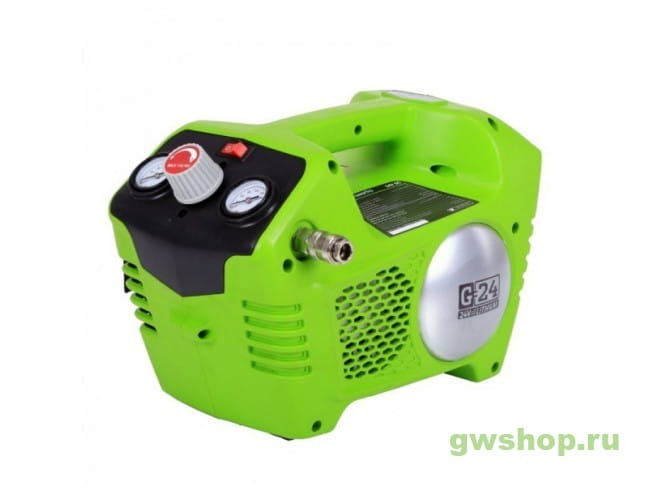G24AC 4100302 в фирменном магазине GreenWorks
