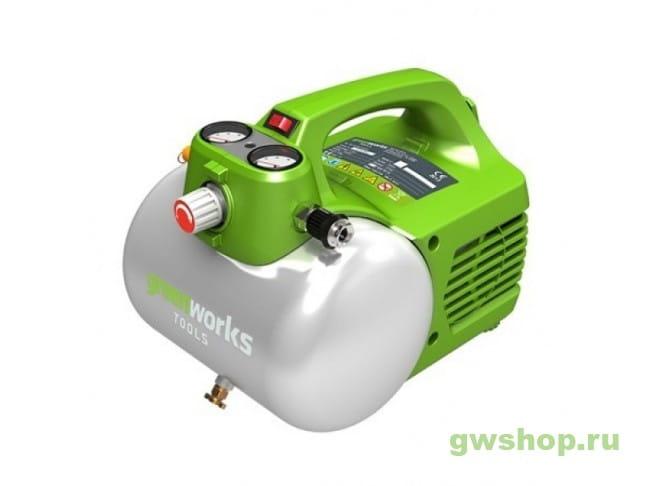 GAC6L 4101302 в фирменном магазине GreenWorks