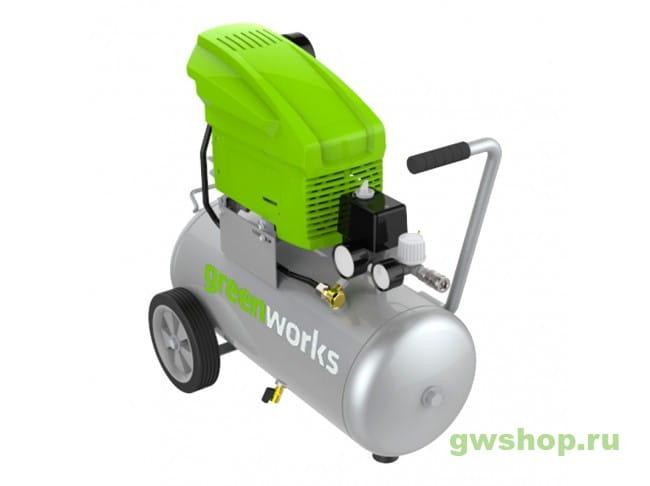 GAC24L 4101807 в фирменном магазине GreenWorks