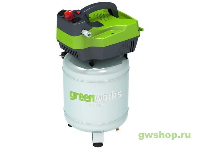 GAC24V 4101707 в фирменном магазине GreenWorks