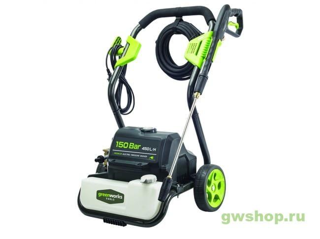 GPWG7 5100807 в фирменном магазине GreenWorks