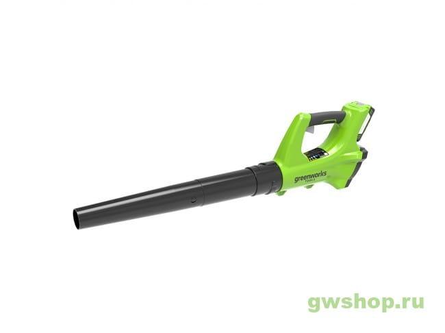 2404807UA  в фирменном магазине GreenWorks