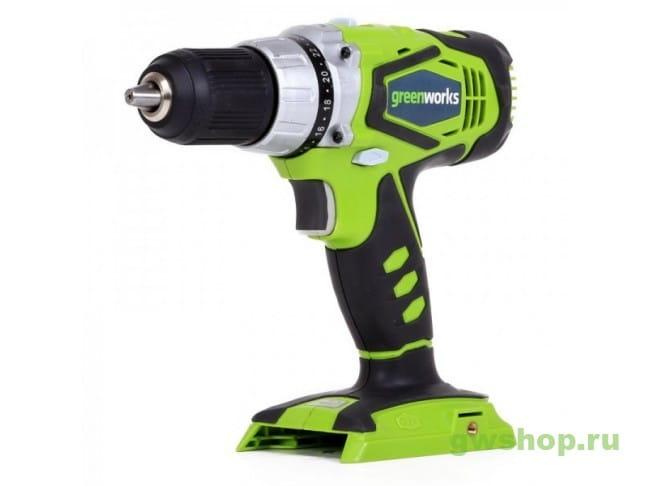 G24DD 3701507 в фирменном магазине GreenWorks