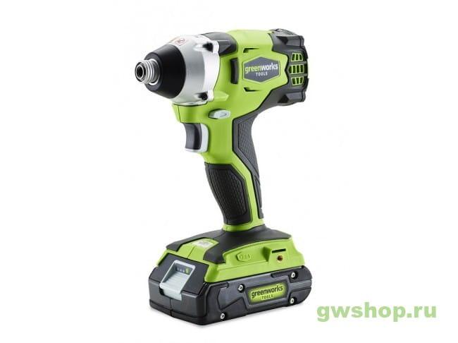 GD24ID 3801407,32067 в фирменном магазине GreenWorks