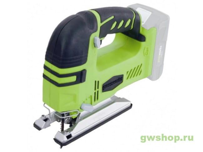 G24JS 3600707 в фирменном магазине GreenWorks