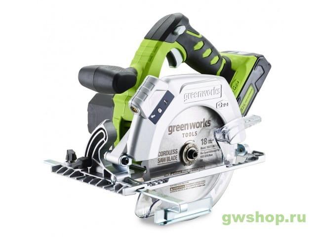 G24CS 1500507 в фирменном магазине GreenWorks