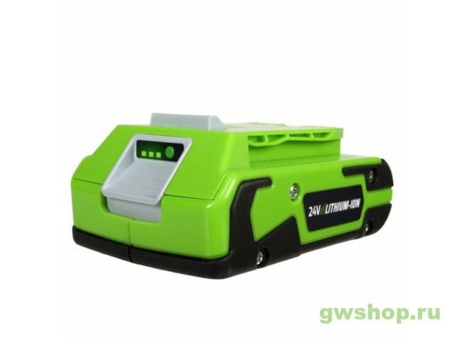 G24B2 2902707 в фирменном магазине GreenWorks