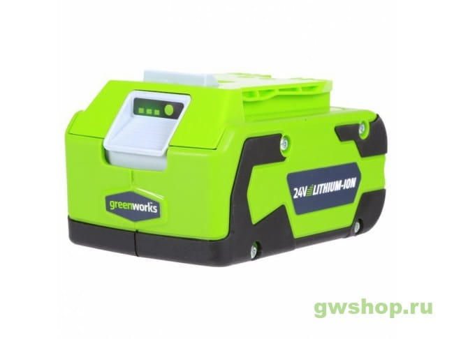 G24B4 2902807 в фирменном магазине GreenWorks