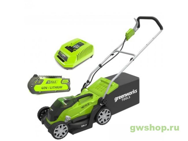 G40LM35K2X 2501907UA в фирменном магазине GreenWorks