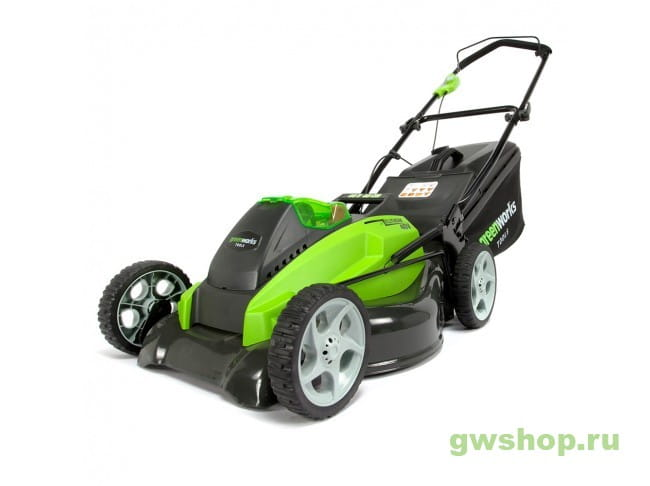 G40LM45 UA 2500107UA в фирменном магазине GreenWorks