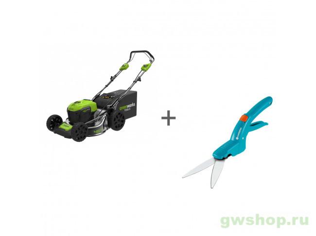 GD40LM46SP, Classic 2506807, 08730-20.000.00 в фирменном магазине GreenWorks