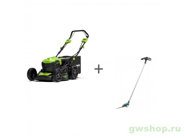 GD40LM46SPK6X, 12100 2506807UF, 12100-20.000.00 в фирменном магазине GreenWorks