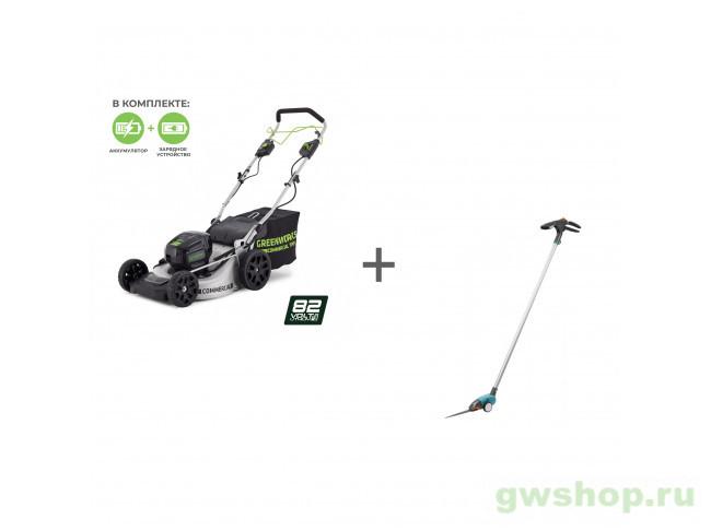 GC82LM51K5, 12100 2502007UB, 12100-20.000.00 в фирменном магазине GreenWorks