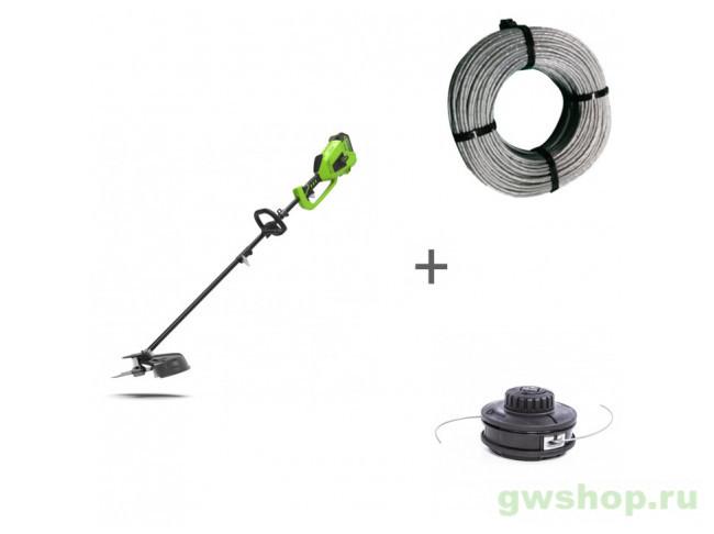 GD40BCK6, 2926607, 311161437A 1301507UF, 2926607, 311161437A в фирменном магазине GreenWorks