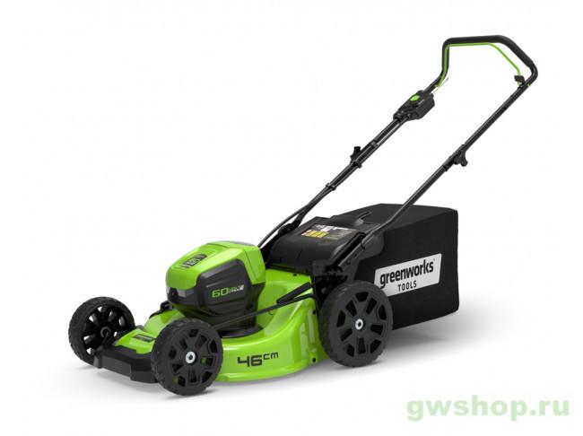 GD60LM46HPK4 2502807UB в фирменном магазине GreenWorks