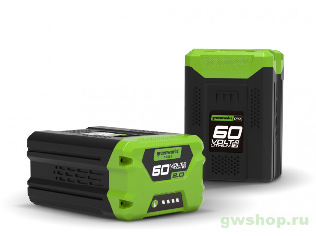 G60B2 2918307 в фирменном магазине GreenWorks