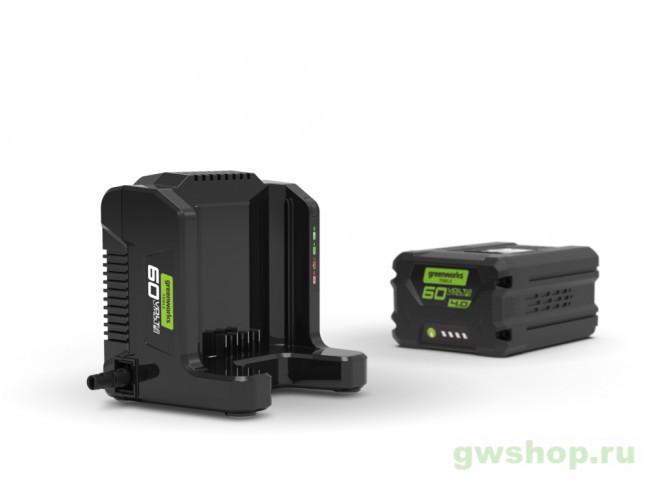 G60UC 2918507 в фирменном магазине GreenWorks