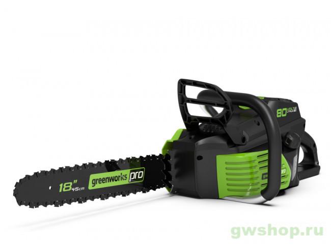 GD80CS50 2000507 в фирменном магазине GreenWorks