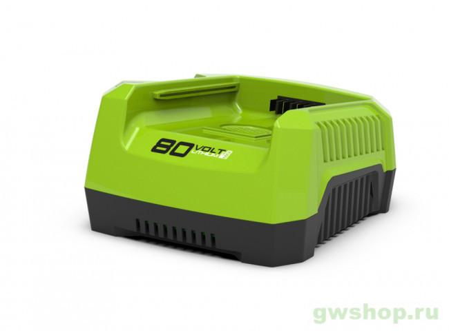 G80C 2902507 в фирменном магазине GreenWorks