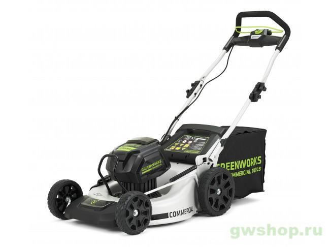 GD82LM51 2502007 в фирменном магазине GreenWorks