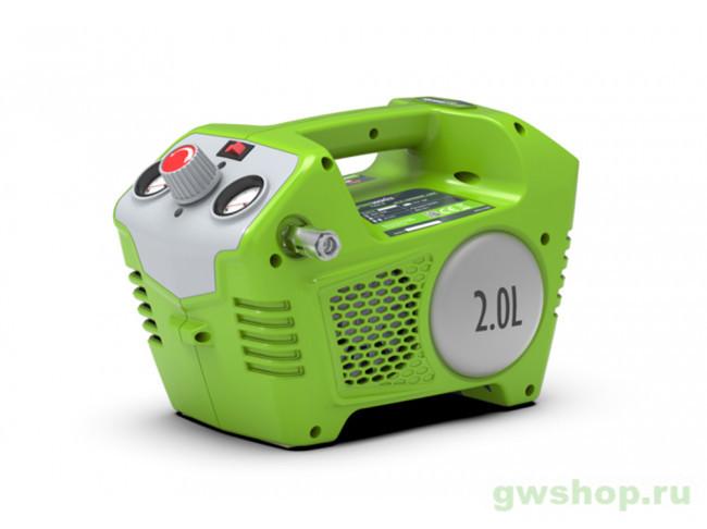 G40AC 4100802 в фирменном магазине GreenWorks