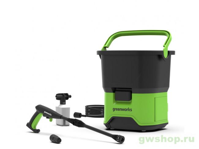 GDC40 5104507 в фирменном магазине GreenWorks