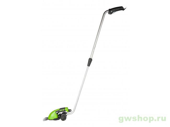 1600207  в фирменном магазине GreenWorks