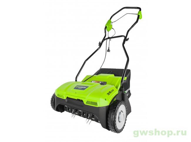 GDT35 2505007 в фирменном магазине GreenWorks
