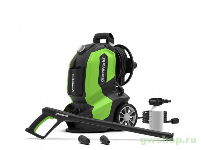 GPWG50 5104207 в фирменном магазине GreenWorks