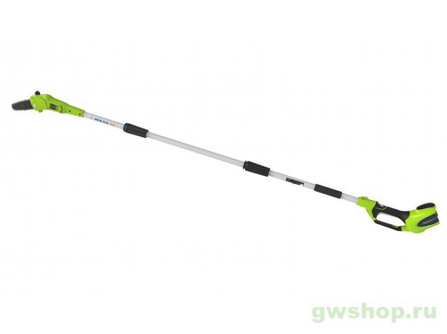 1300607  в фирменном магазине GreenWorks