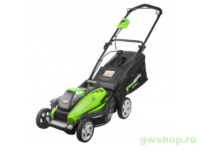 G40LM45K4 2500107VB в фирменном магазине GreenWorks