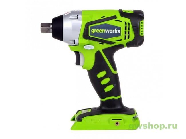 GD24IW 3801507 в фирменном магазине GreenWorks