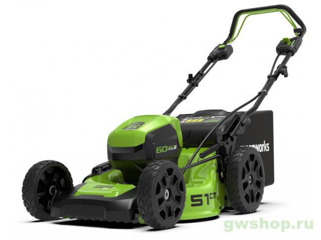 GD60LM51SP 2505607UB в фирменном магазине GreenWorks