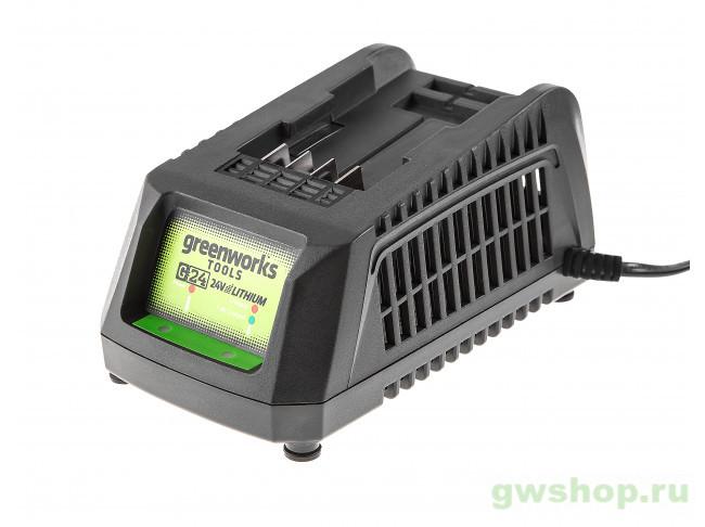 G24UC 2913907 в фирменном магазине GreenWorks