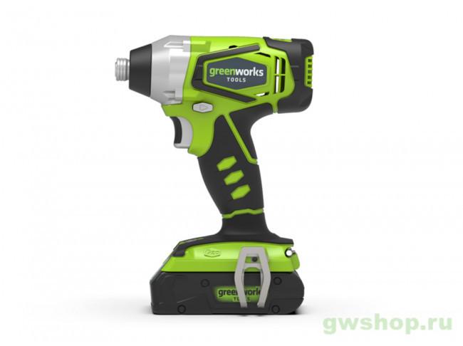 G24ID VA 32047va в фирменном магазине GreenWorks
